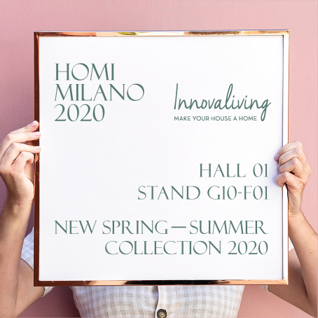 HOMI MILANO 2020 - HALL 01, STAND G10 - F01