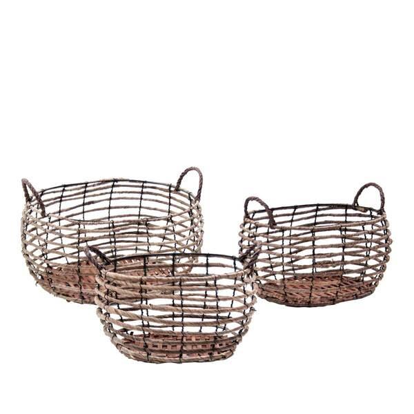 Basket living - Set 3