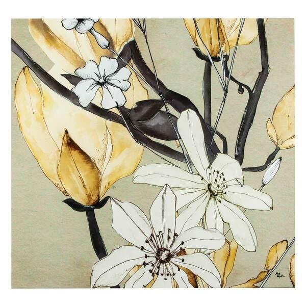 Quadro Oriental Bouquet
