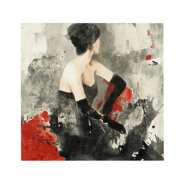 Painting Haute Couture