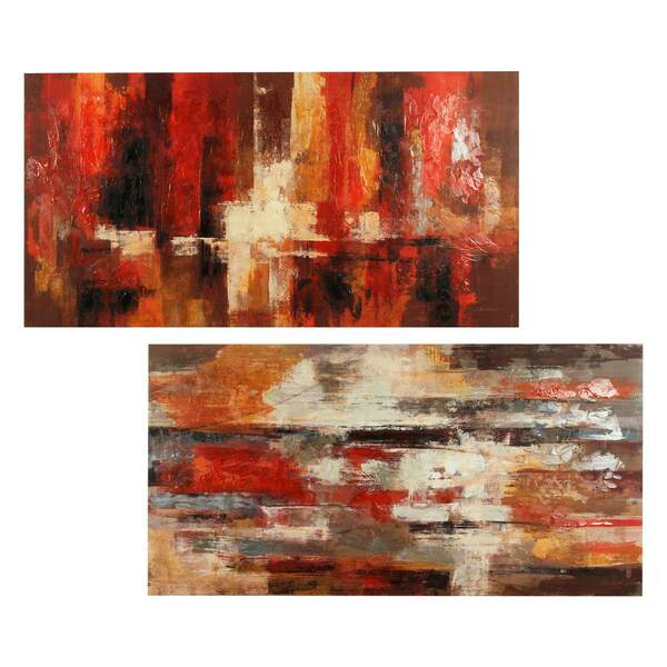 Quadri Abstract - Set 2