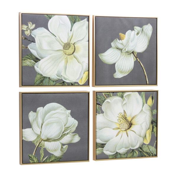 Quadri Magnolia - Set 4