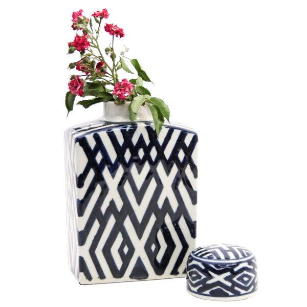 Camille Blue Vase