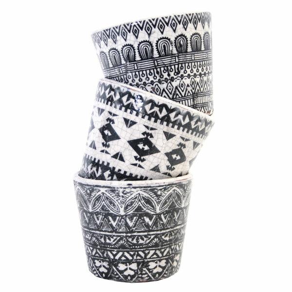 Tribal Vases - Set 3