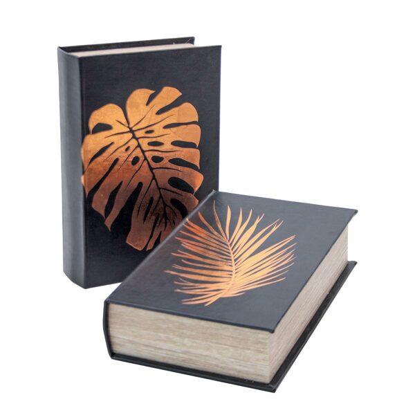 Scatole Libro Tropical - Set 2