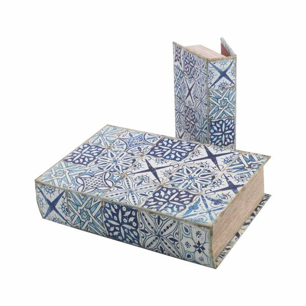 Lisbona Book Boxes - Set 2