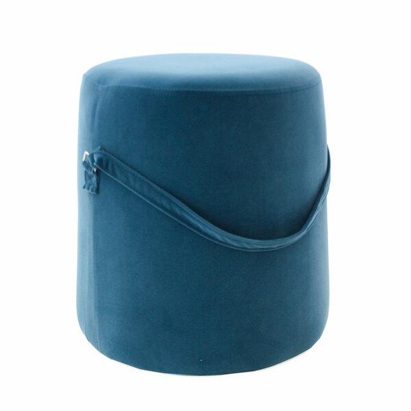 Pouf Cherlie Blue