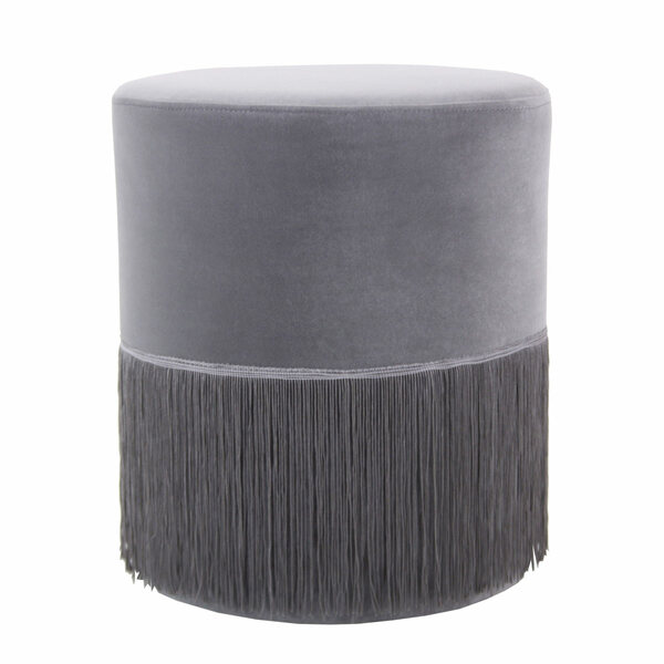 Pouf Charleston Grey