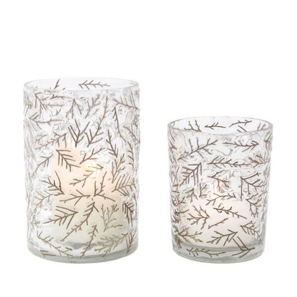 Candle Holder Forest - Set 2