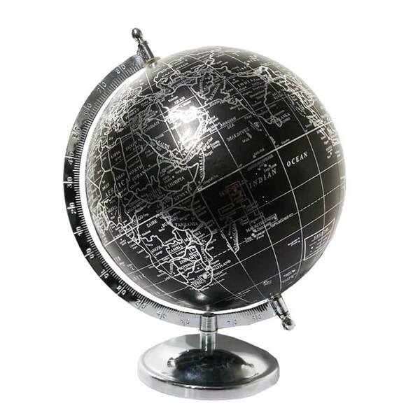 Explore Black Globe -  M
