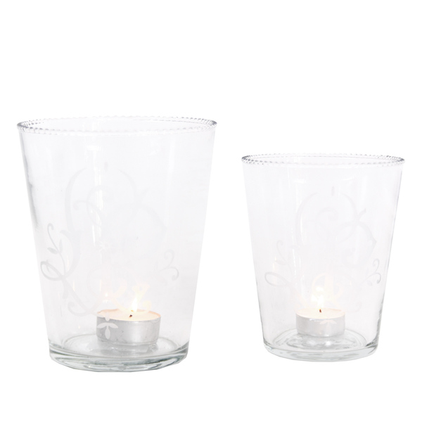 Candle Holder Vintage - Set 2