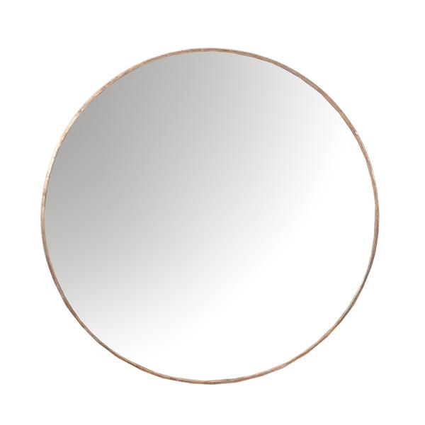 Round Front of Mirror