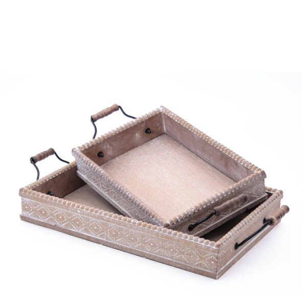 Trays Punto a Capo - Set 2
