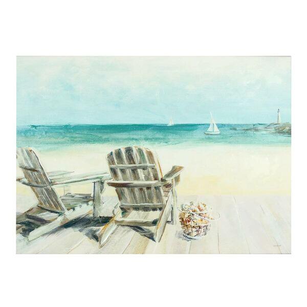 Painting Paradise Beach
