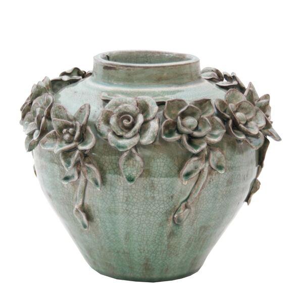 Green Artefiore Vase