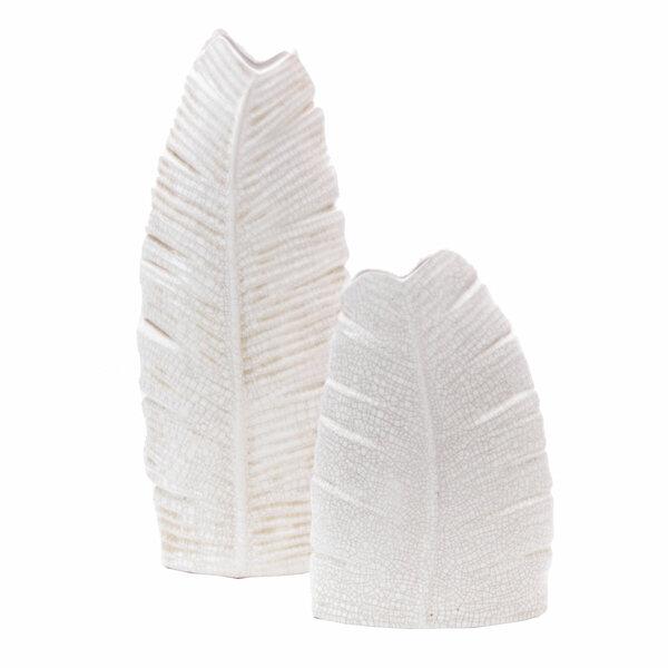 Leaf Vases - Set 2