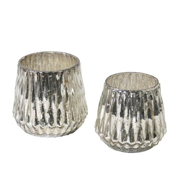 Candle Holder Diamond - Set 2