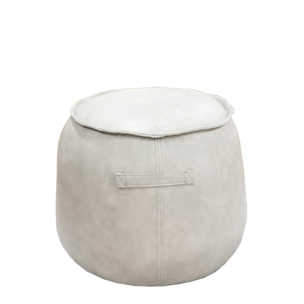 Pouf Botero White