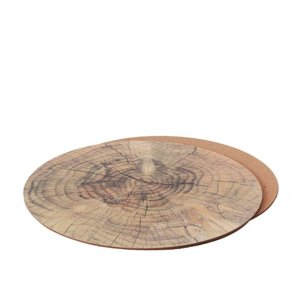 Wood Look Tablemat