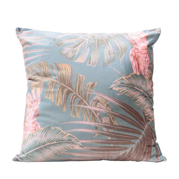 Cushion palm forest