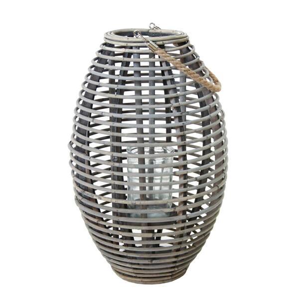 Lanterna Circle Wood - L