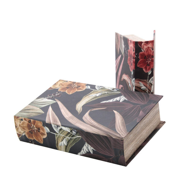 Flores Book Boxes - Set 2