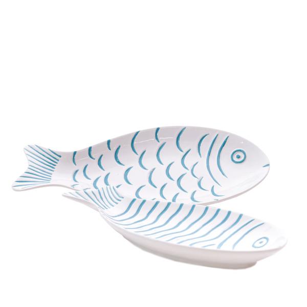 Piatti Fish Fantasy - Set 2