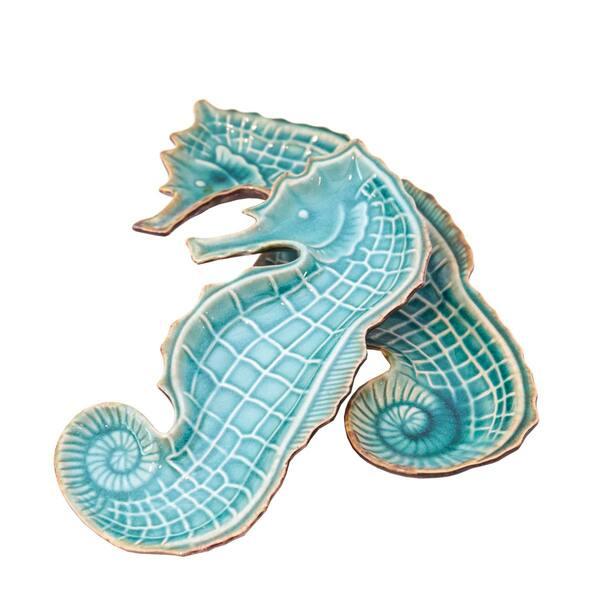 Piatti Seahorse Fish- Set 2