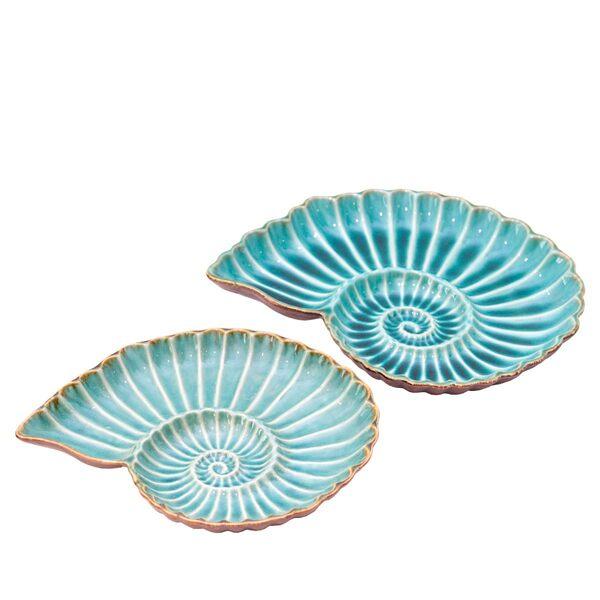 Plates Seabreeze Fish - Set 2