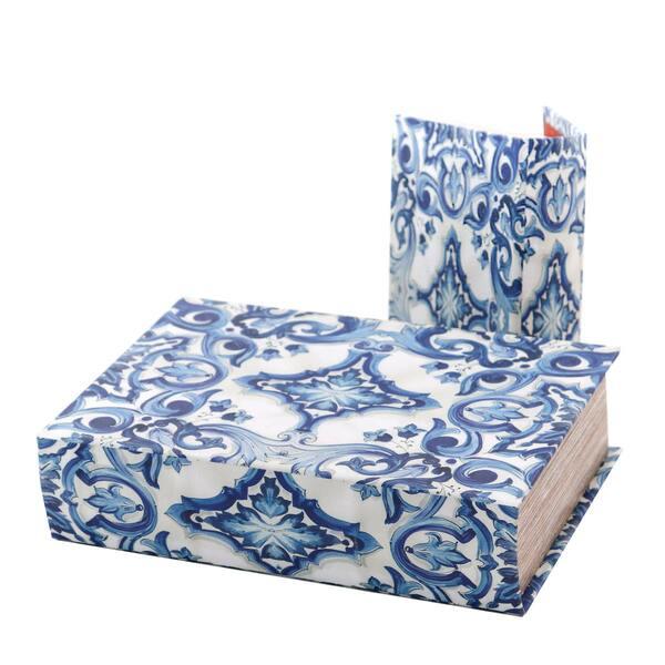 Zaffiro Book Boxes - Set 2