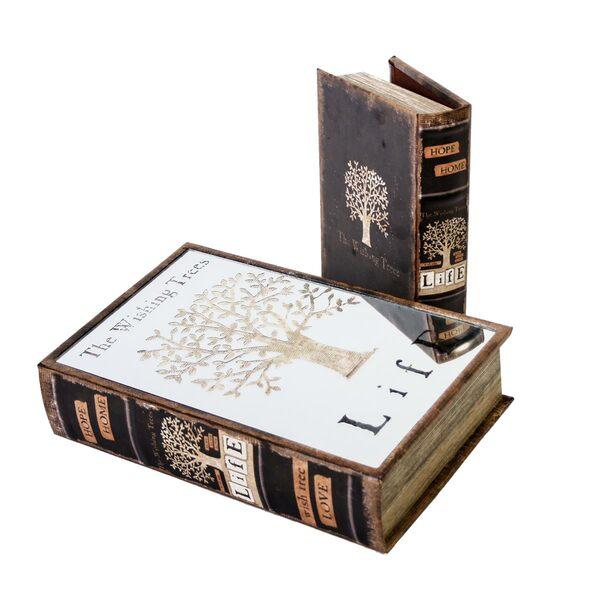 Scatole Libro Tree of Life - Set 2