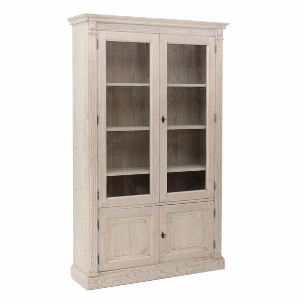 Lodge Glass Cabinet 120