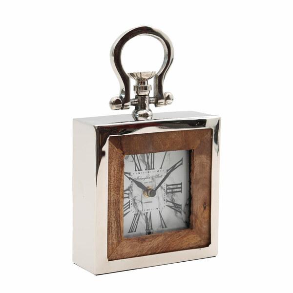 Table Clock Vera Marble