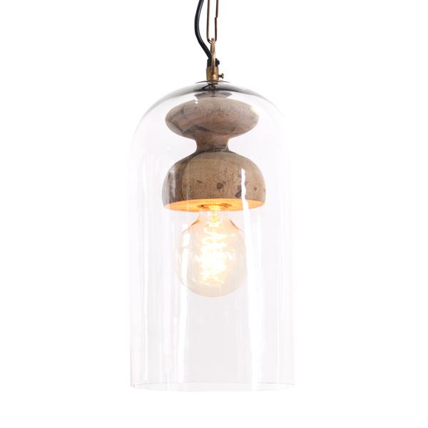 Reverse Pendant Lamp