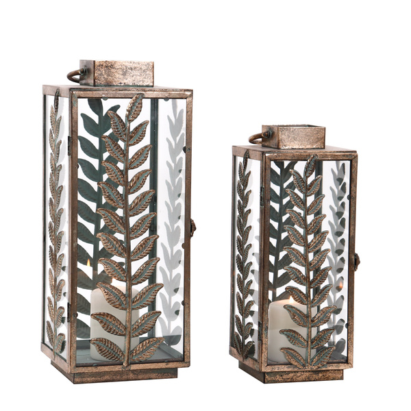 Leaf Lanterns - Set 2