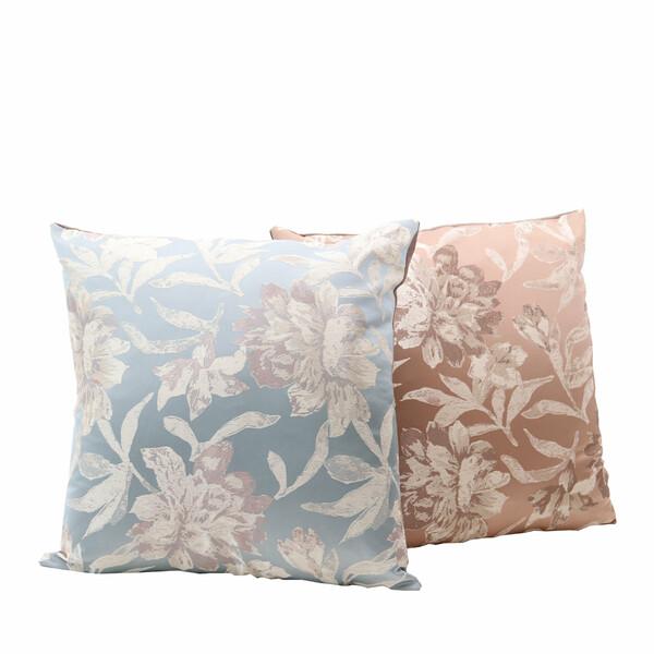 Cushion Eden Flowers - 2 Col Ass