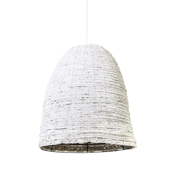 Far Est White Pendant Lamp