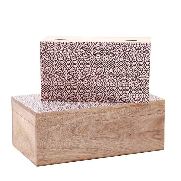 Boxes Cordoba - Set 2