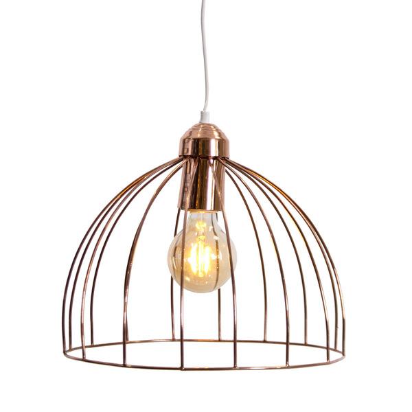 Simply Copper Pendant Lamp