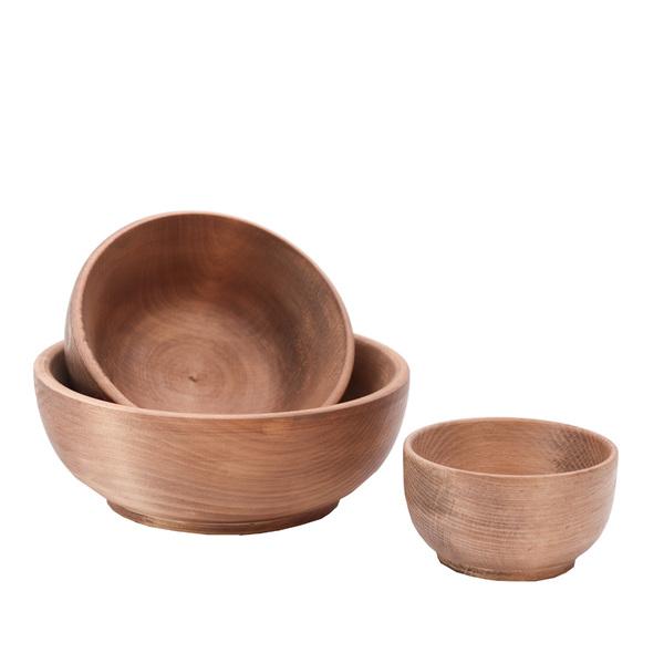 Plum Bowls S - Set 3