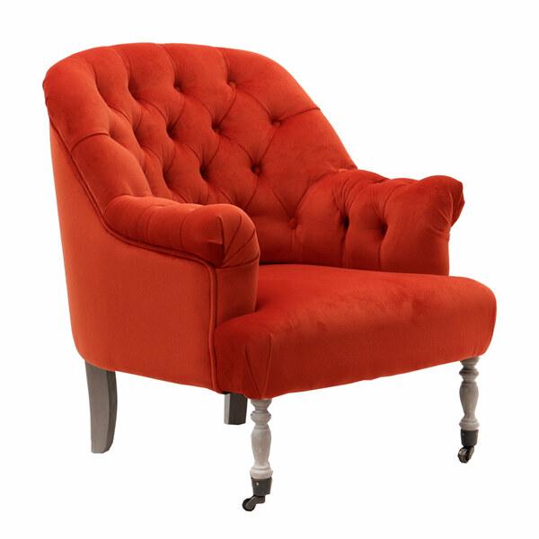 Poltrona Bergy Orange