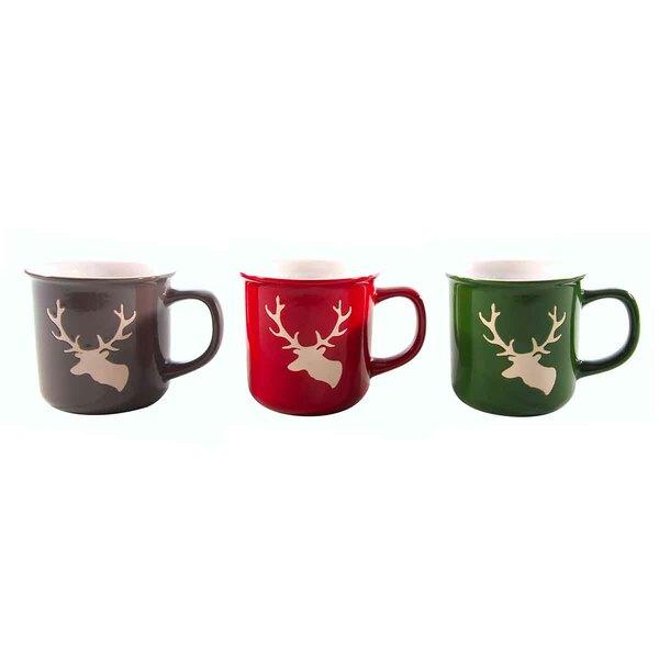 Mug Nordic Colors - 3 Col Ass
