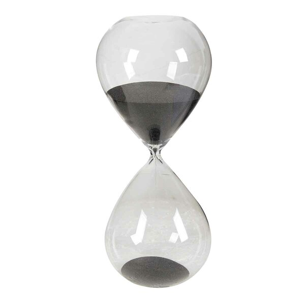Touchtime Hourglass Black - S