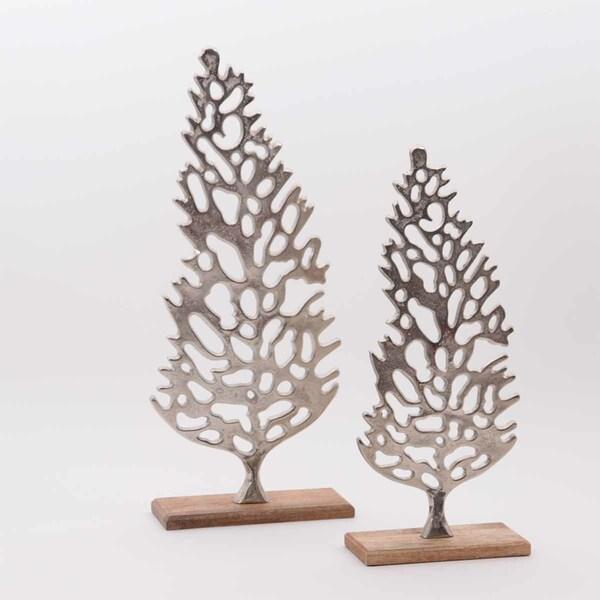 Silver Trees - Set 2