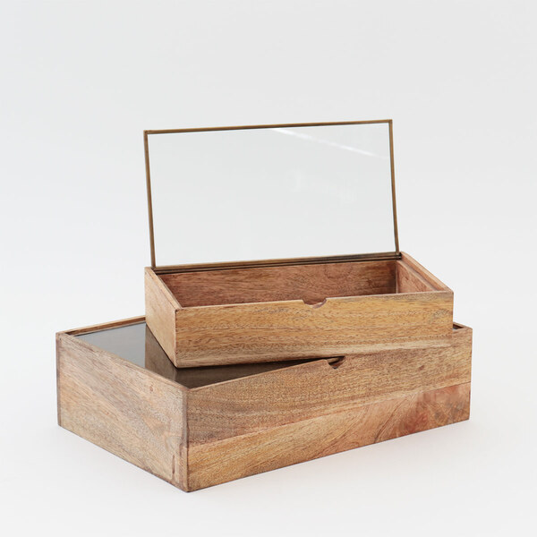 Box Aria Wood - Set 2
