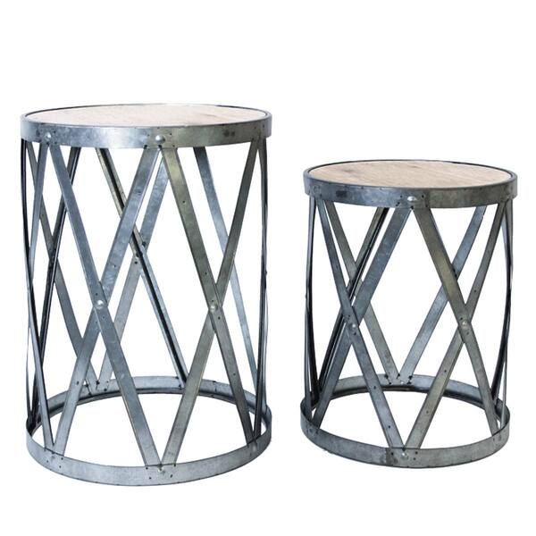Tables Metal - Set 2