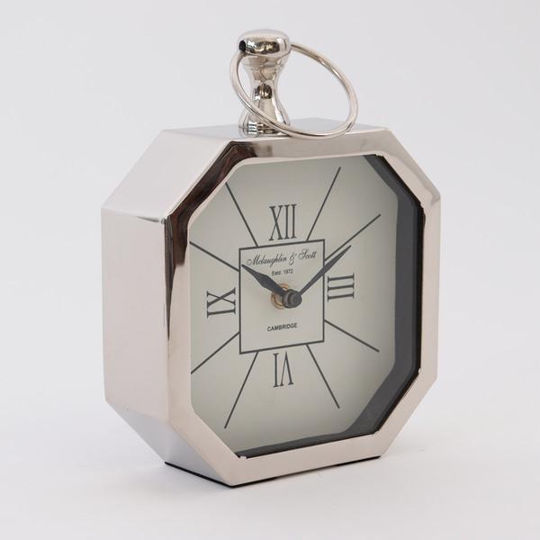 Octagonal Table Clock