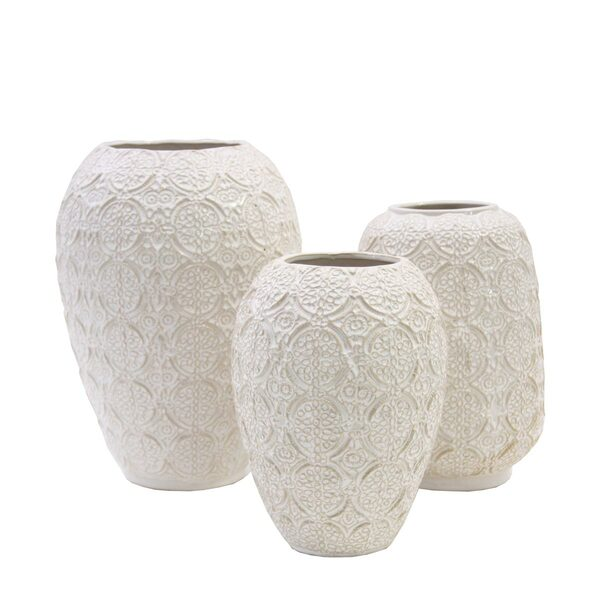 Arabesque vases - Set 3