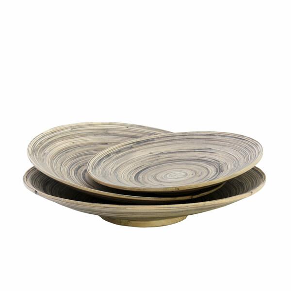 Easy Bamboo Plates - Set 3