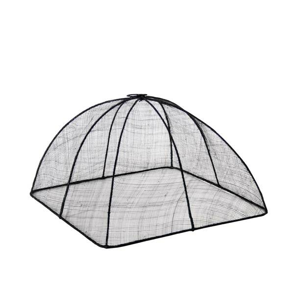 Anthracite Square Food Cover